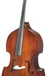 Stentor kontrabass1950